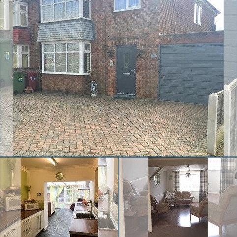 3 bedroom semi-detached house for sale - Lancaster Road, Scunthorpe