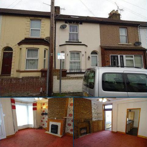 3 bedroom terraced house for sale - Wellington Road, Gillingham, Kent. ME7 4NN