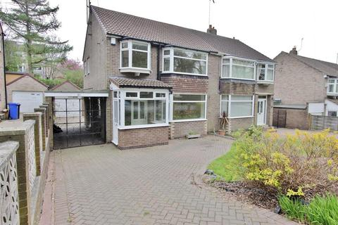 3 bedroom semi-detached house for sale - Longford Drive, Bradway, Sheffield, S17 4LN