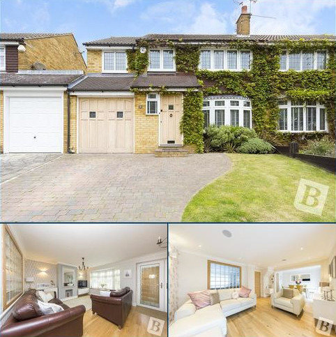 4 bedroom semi-detached house for sale - Roman Road, Northfleet, Gravesend, Kent, DA11