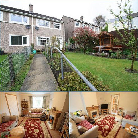 3 bedroom semi-detached house for sale - Park View, Blaina, Gwent