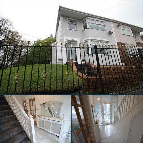 3 bedroom semi-detached house for sale - Beaufort Road, Tredegar, Blaenau Gwent