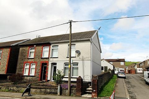 3 bedroom semi-detached house for sale - Gilfach Road, Tonyrefail, Porth, Rhondda, Cynon, Taff. CF39 8HF