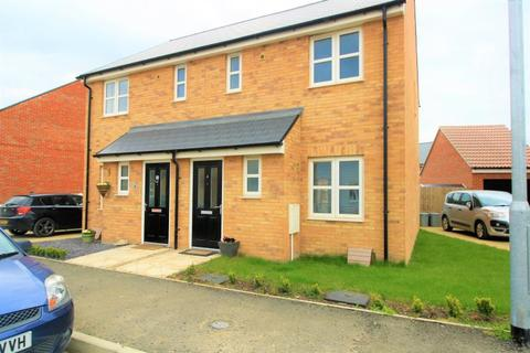 2 bedroom semi-detached house to rent - Wombat Street, Stanway, Colchester, Essex, CO3