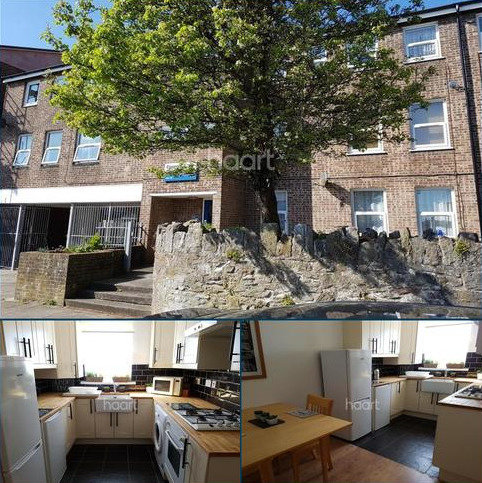 2 bedroom flat to rent - Clarence Court Plymouth PL1