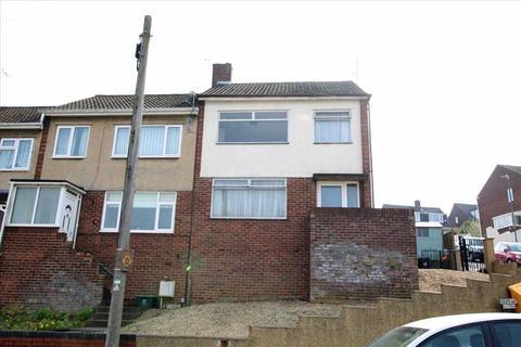 3 bedroom terraced house for sale - Crispin Way, Kingswood, Bristol