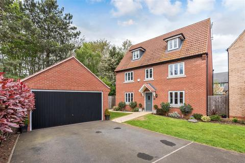 5 bedroom detached house for sale - Troon Court, Greylees, NG34