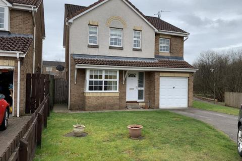 4 bedroom detached house to rent - Oldwood Place, Livingston, West Lothian