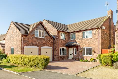 5 bedroom detached house for sale - Hawkhurst Drive, Hill Ridware