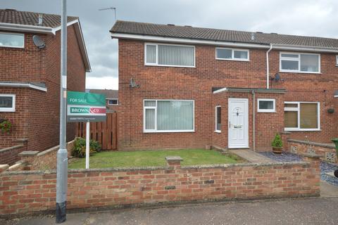 3 bedroom end of terrace house for sale - Tawny Sedge, Kings Lynn