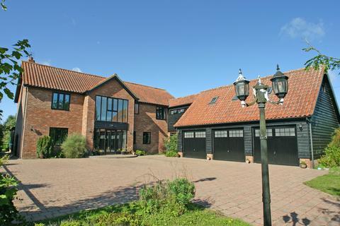 5 bedroom detached house for sale - Kenton, Stowmarket, Suffolk