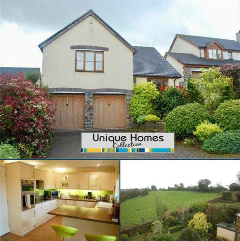 3 bedroom detached house for sale - Rosevale Gardens, Luxulyan, Cornwall