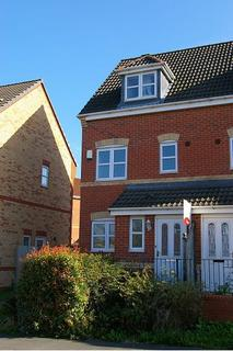 4 bedroom townhouse to rent - Pipistrelle Way, Oadby, Leicester, LE2 4QA