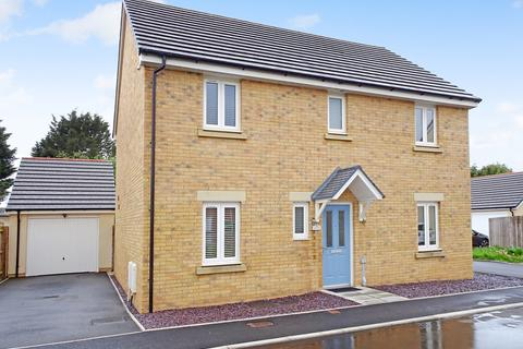 4 bedroom detached house for sale - CILGANT Y LEIN, PYLE, CF33 4AQ