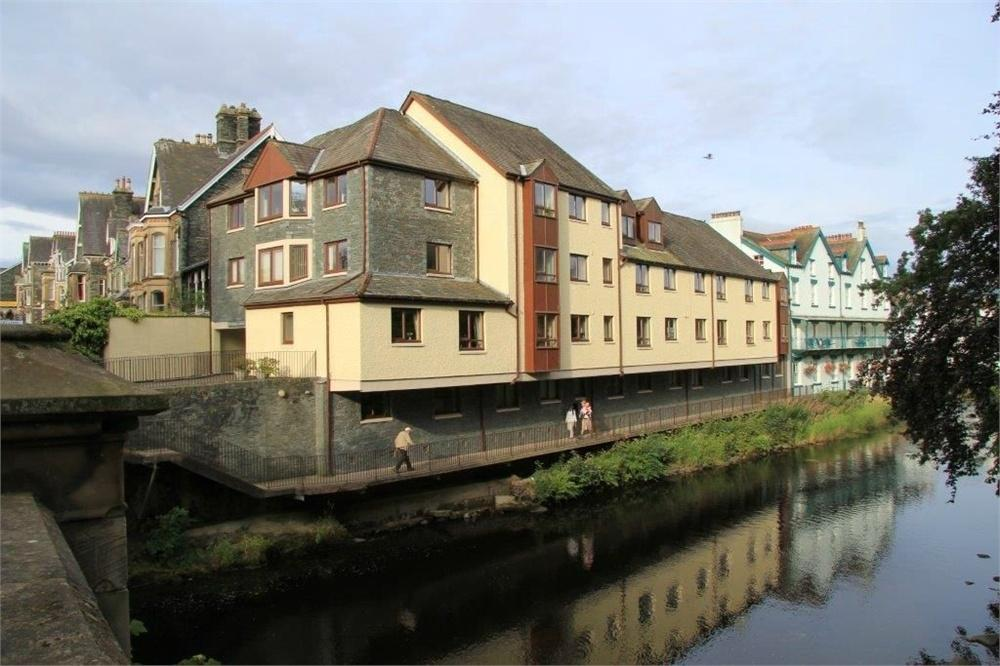 1 Bedroom Flat for sale in Riverside Lodge, Station Road, Keswick, Cumbria