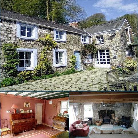 3 bedroom cottage for sale - Talley, Llandeilo, Carmarthenshire.