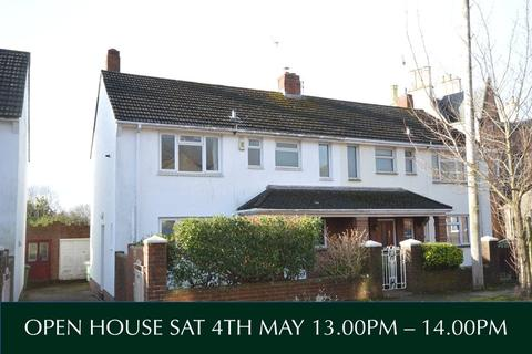 3 bedroom semi-detached house for sale - St Leonards, Exeter