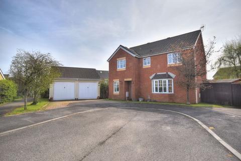 4 bedroom detached house for sale - 59 Dol Y Llan, Miskin, CF72 8RY