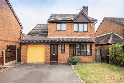 4 bedroom detached house for sale - Tregony Way, Stenson Fields