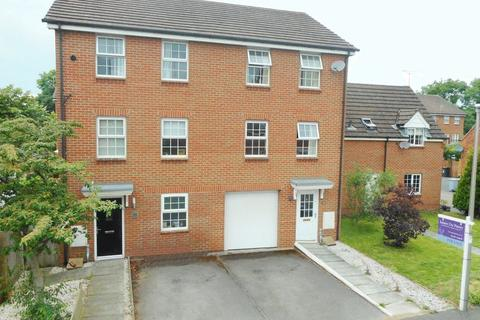 3 bedroom end of terrace house for sale - Horton Way, Stapeley, Nantwich