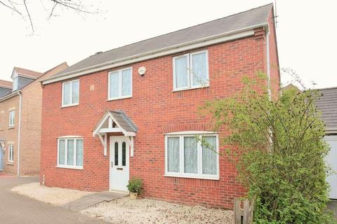 4 bedroom detached house for sale - Hart Close, Banbury