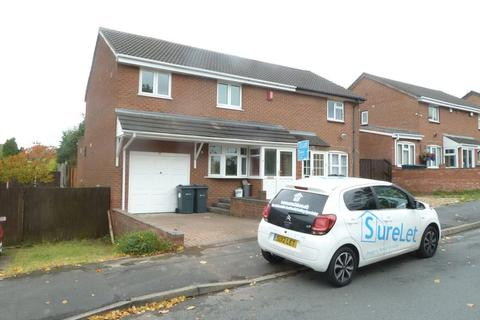 4 bedroom semi-detached house to rent - Osler Street, Birmingham