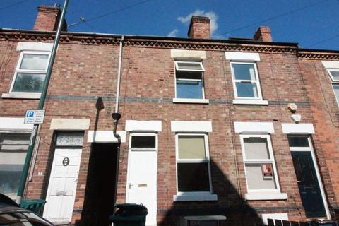 3 bedroom terraced house to rent - Chilwell Street, Nottingham