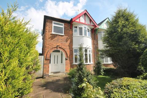 3 bedroom semi-detached house to rent - Sandhurst Road, Western Park, Leicester LE3