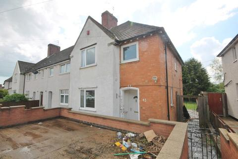 3 bedroom end of terrace house to rent - Rancliffe Crescent, Braunstone, Leicester LE3