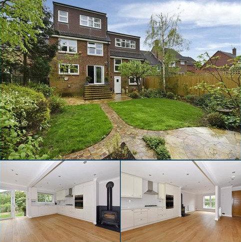 4 bedroom semi-detached house to rent - Horseguards Drive, Maidenhead, Berkshire, SL6