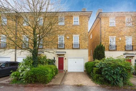 4 bedroom end of terrace house for sale - Oxford Waterside