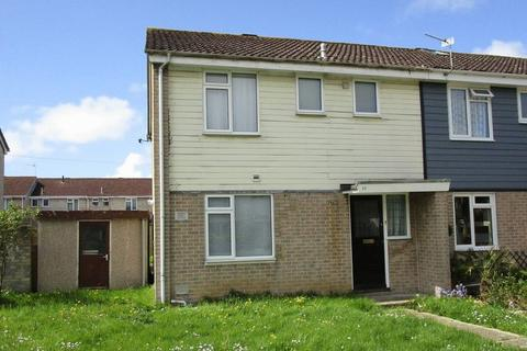 3 bedroom end of terrace house to rent - Noyce Gardens, Bournemouth