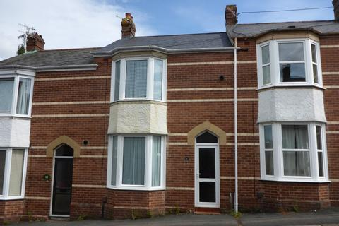 2 bedroom terraced house to rent - St Sidwells Avenue, Exeter