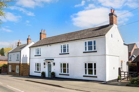 5 bedroom detached house for sale - Main Street, East Farndon, East Farndon Market Harborough, Leicestershire