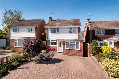 3 bedroom detached house for sale - Jeffery Close, Staplehurst
