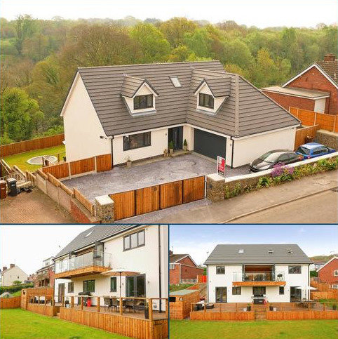 5 bedroom detached house for sale - Hawarden Road, Caergwrle, Wrexham