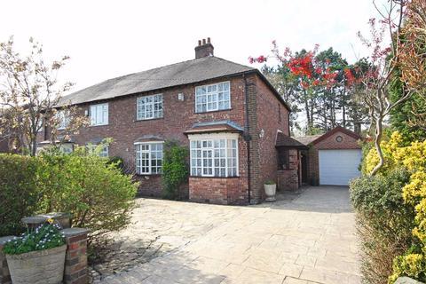 3 bedroom semi-detached house for sale - Ash Lane, Hale, Cheshire