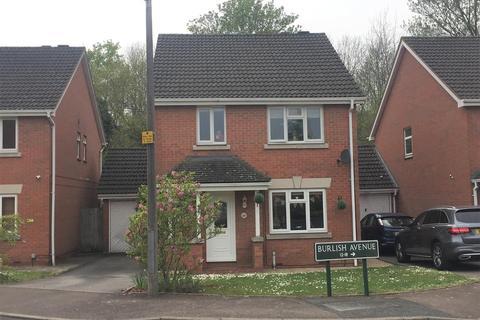 4 bedroom detached house for sale - Burlish Avenue, Solihull