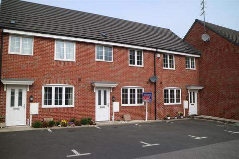 2 bedroom townhouse for sale - Buckland Close, Sutton In Ashfield