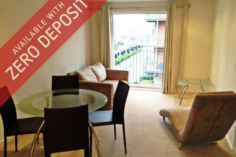 2 bedroom apartment to rent - Adamson House, Elmira Way, Salford