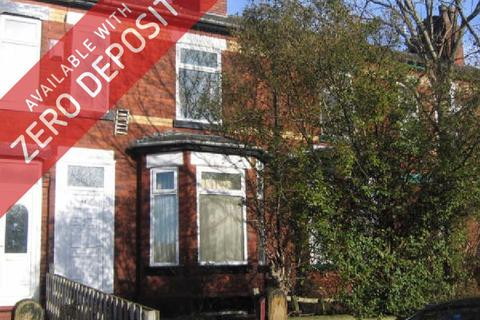 4 bedroom private hall to rent - Ashford Road, Withington, Manchester