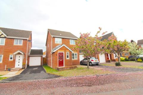 3 bedroom detached house for sale - Cae Castle, Loughor, Swansea,