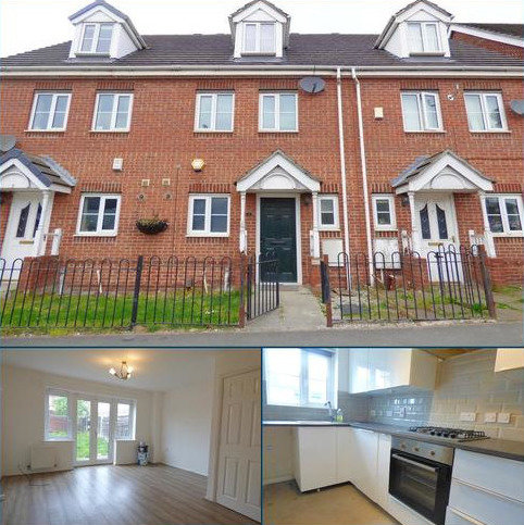 3 bedroom townhouse to rent - The Heys, Mossley Road, Ashton-under-Lyne, Greater Manchester, OL6