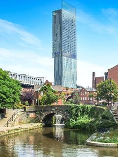 2 bedroom apartment to rent - Beetham Tower, 301 Deansgate, Manchester, M3
