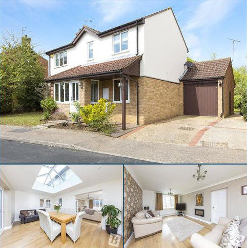 4 bedroom detached house for sale - Trotwood Close, Chelmsford, Essex, CM1