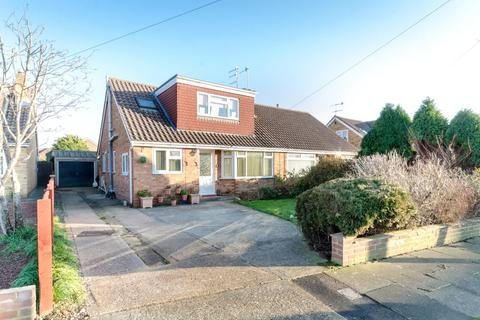 4 bedroom semi-detached house for sale - Silverdale Drive, Sompting, West Sussex, BN15