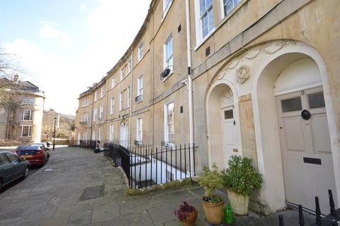 3 bedroom maisonette to rent - Widcombe Crescent, Bath
