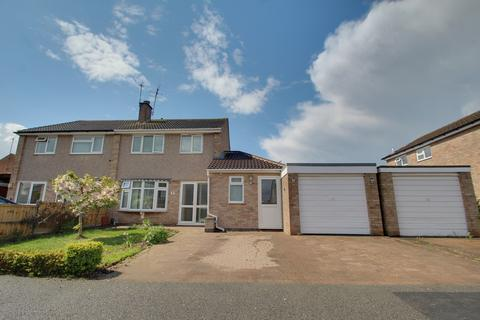 3 bedroom semi-detached house to rent - Cherry Tree Close, Anstey