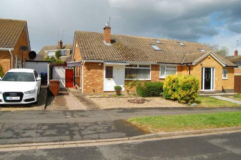 2 bedroom semi-detached bungalow for sale - Lynmouth Avenue, Abington Vale, Northampton NN3 3LT