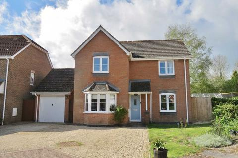 4 bedroom detached house for sale - Lynden Close, East Grafton